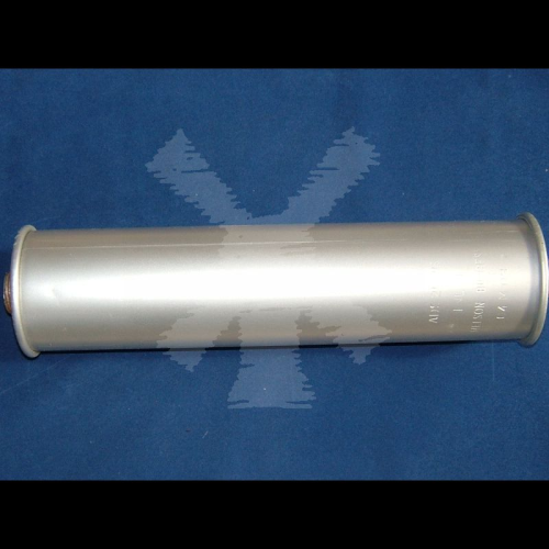 "EXHAUST SILENCER 15"" X 1"""