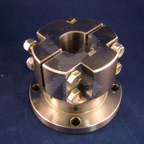 "COUPLING CLAMP ON 1.5"" X 5"""