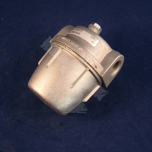HURRICANE EXTERNAL FUEL FILTER 1/4""