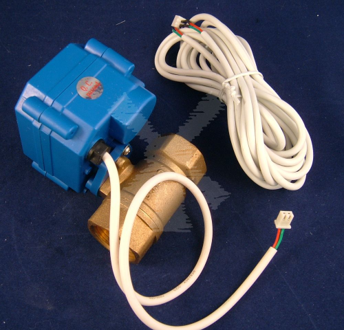 HURRICANE MOTORISED VALVE 3/4""