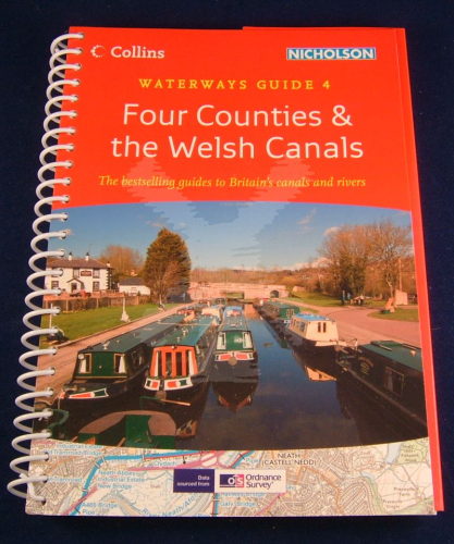 NICHOLSON GUIDE NO.4 - FOUR COUNTIES & WELSH CANALS