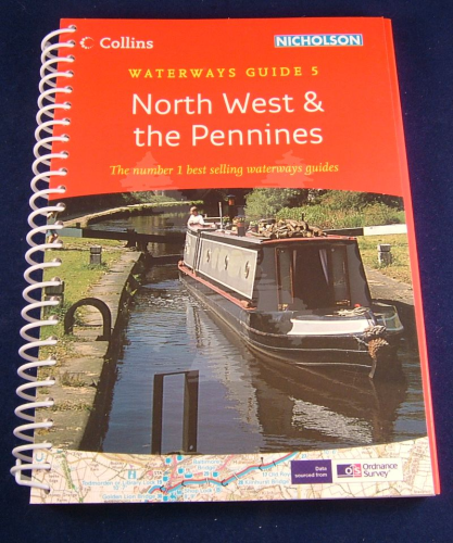NICHOLSON GUIDE NO.5 - NORTH WEST & THE PENNINES