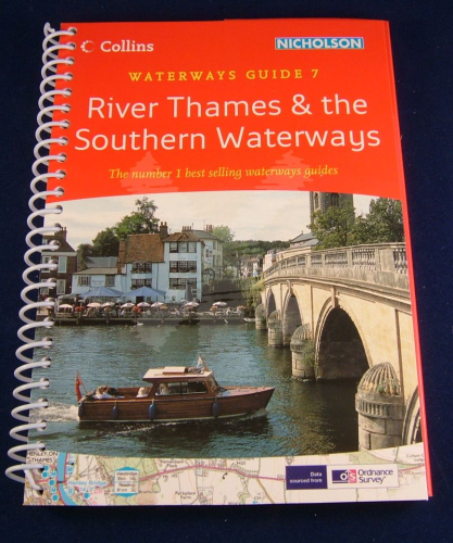 NICHOLSON GUIDE NO.7 - THAMES & SOUTHERN WATERWAYS