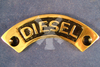 BRASS LABEL DIESEL CURVED