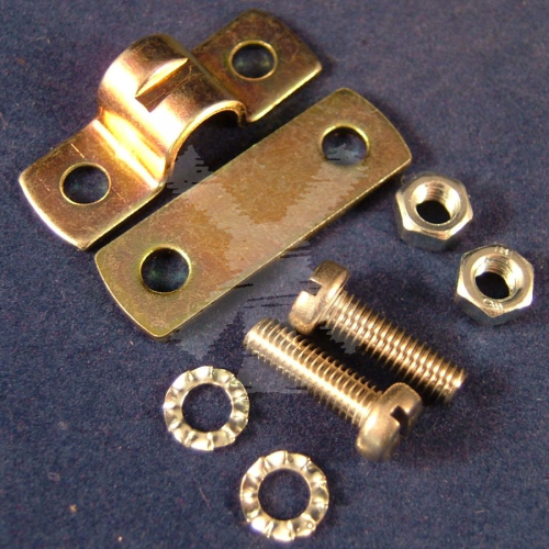 CONTROL CABLE CLAMP SET