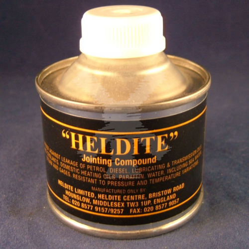HELDITE JOINTING COMPOUND 125ML WITH BRUSH