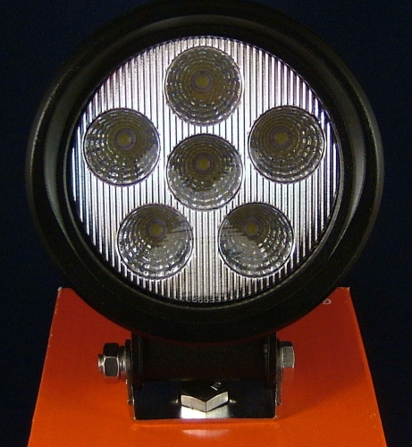 LED TUNNEL LIGHT 6 X 3WATTS