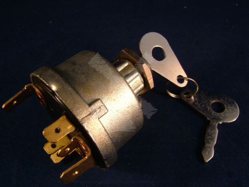 LUCAS STYLE IGNITION SWITCH