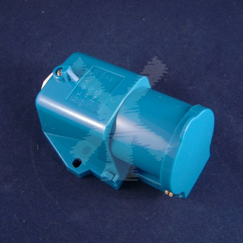 MAINS 16A PLUG SURFACE INLET