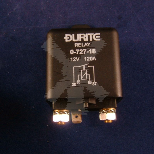 DURITE 120AMP 12V RELAY