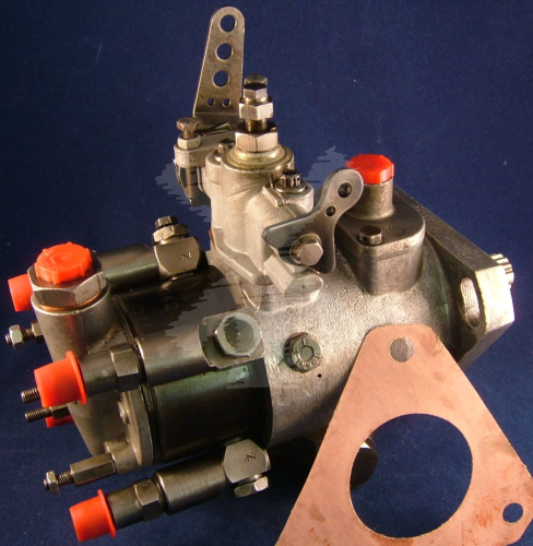 SERVICE EXCHANGE BMC 1.8 FUEL INJECTION PUMP MANUAL STOP RECONDITIONED