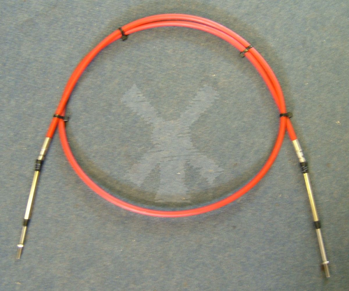 CONTROL CABLE 33C X 3.75M
